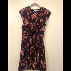 Collective Concepts floral dress size medium